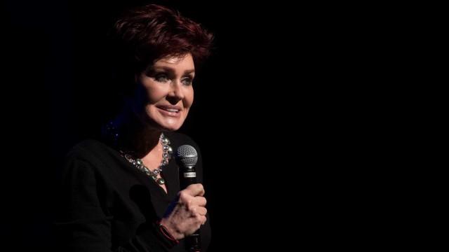 Sharon Osbourne reforma-se após 50 anos de carreira