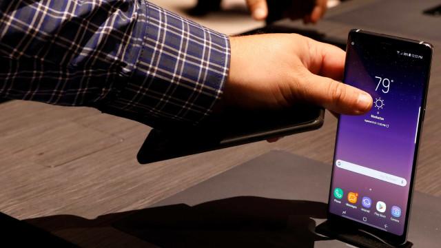 Problemas com o seu Galaxy Note 8? Eis algumas soluções