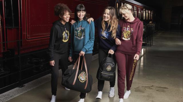 'Muggles', a coleção dedicada a 'Harry Potter' já chegou à Primark