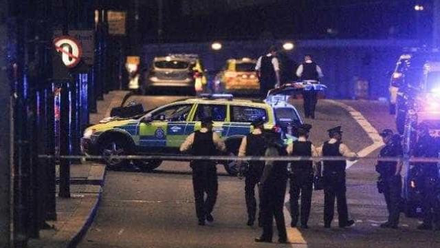 Homem detido após atacar dois guardas no Palácio de Buckingham