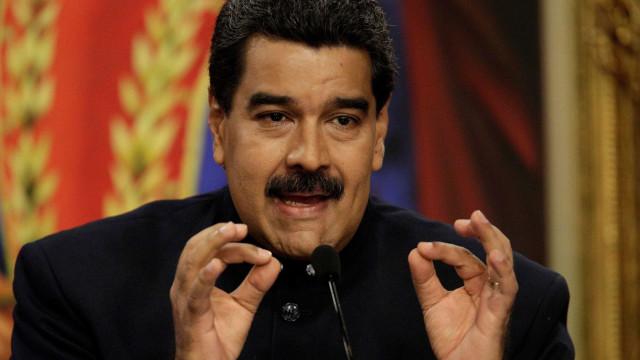 Maduro quer indemnização por 5,6 milhões de colombianos a viver no país