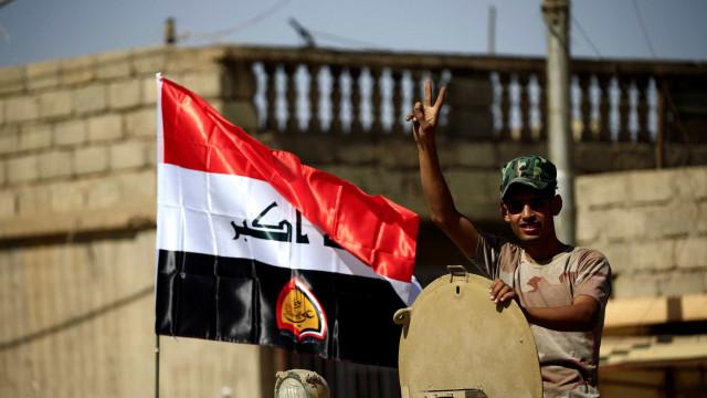 Forças iraquianas expulsam Estado Islâmico do centro de Tel Afar