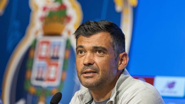 """""""O jogo com o Estoril não influenciou a preparação para o Tondela"""""""