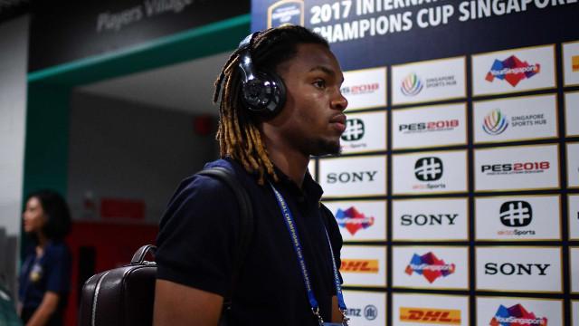Renato estreou-se e recebeu elogios do treinador
