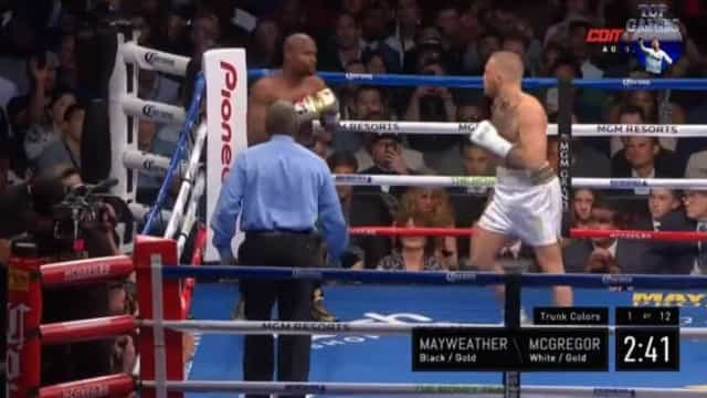 Mayweather-McGregor: Melhores momentos do combate do século