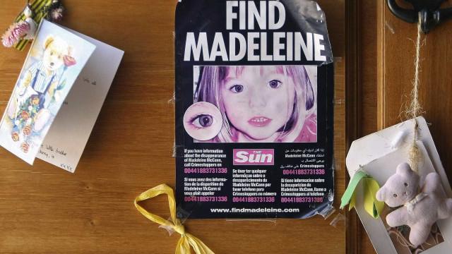 Maddie McCann: Polícia britânica recebe mais fundos para investigação