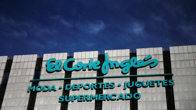 El Corte Inglés diminui lucro mas bate recorde de vendas em Portugal