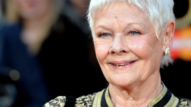 A perder a visão, Judi Dench teme mais do que nunca a morte