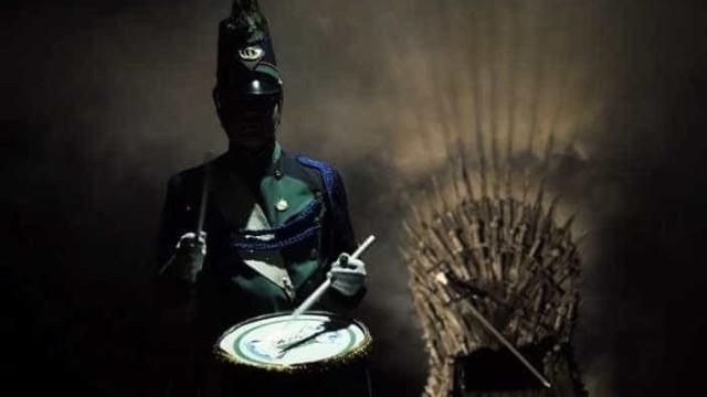 Tema de abertura de 'Game of Thrones' faz sucesso com Exército do Uruguai