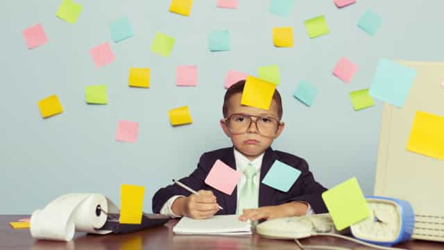 Das 'mil e uma' causas de stress, eis as mais comuns