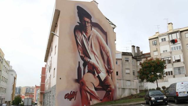 Em setembro, arte urbana 'invade' o município da Amadora