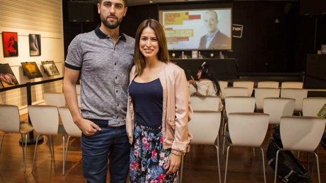Patrícia Candoso revela sexo do bebé