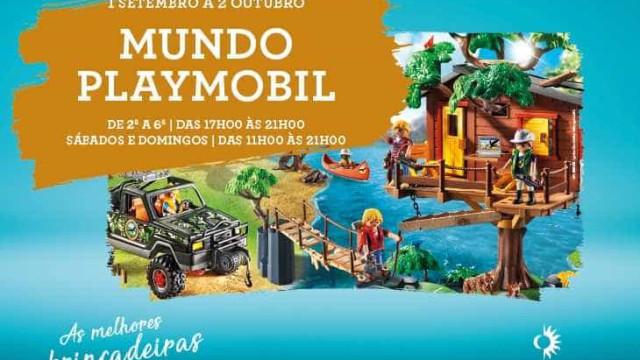 É fã de Playmobil? Este evento é para si