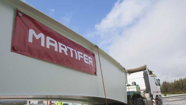 Martifer passa de prejuízo a lucro de 6,5 milhões em 2017
