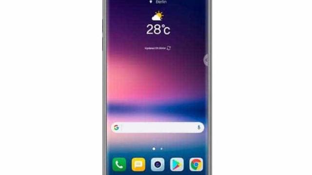 LG prepara duas versões do seu próximo topo de gama