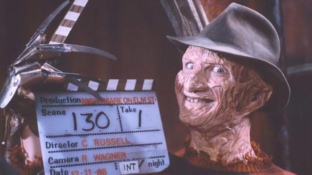 Imagens incríveis que mostram os bastidores dos maiores filmes de terror