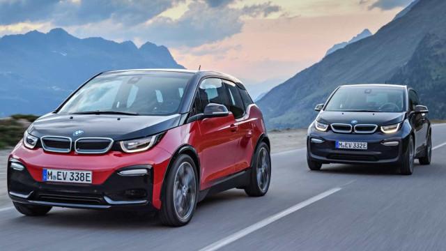 BMW lançará nova versão do i3 focada na potência