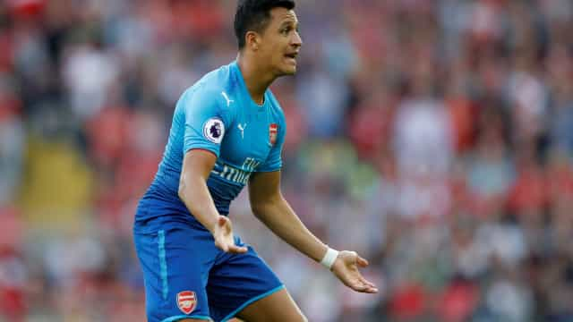 Em Inglaterra já é dado como certo: Sanchez vai assinar pelo City