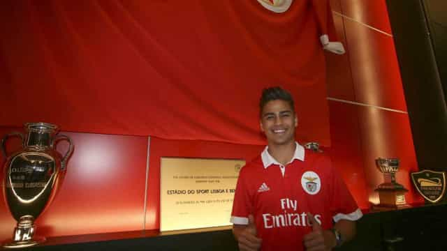 Benfica anuncia chegada de ex-Real Madrid aos juniores