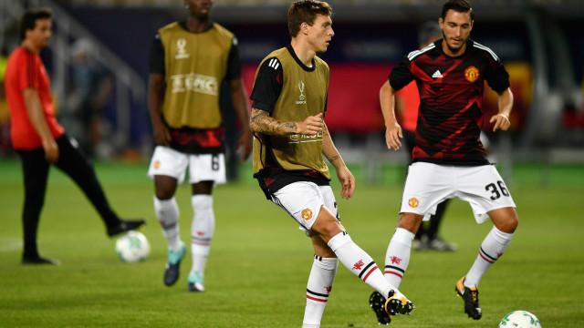 Lindelöf aponta a principal diferença entre o United e o Benfica