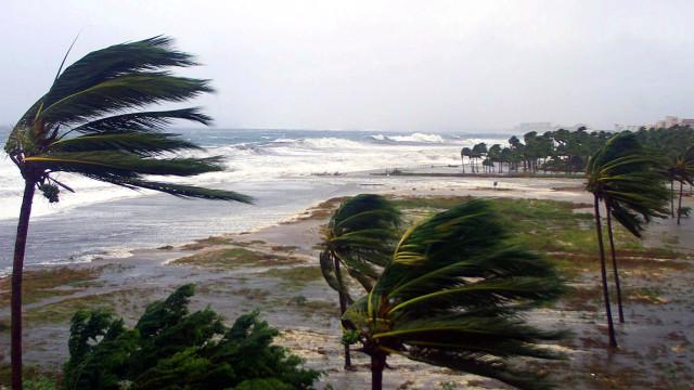 Perigo. As tempestades tropicais mais devastadoras da História