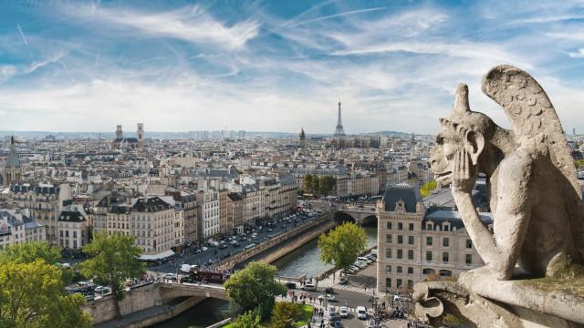 Notre Dame precisa de 100 milhões para salvar as gárgulas