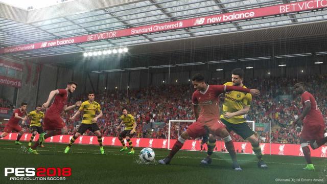 Já pode experimentar o próximo 'Pro Evolution Soccer'