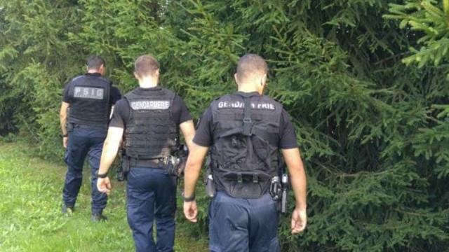 Suspeito de raptar Maëlys é arguido em caso de militar desaparecido