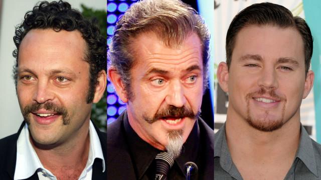 Nem sempre ficam bem: Veja as piores barbas dos famosos