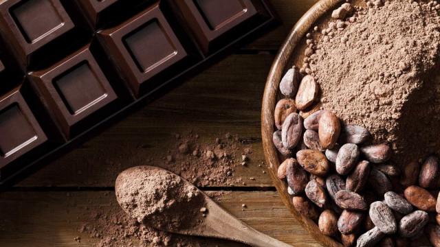 """""""O Caminho para a felicidade tem sabor a chocolate"""""""