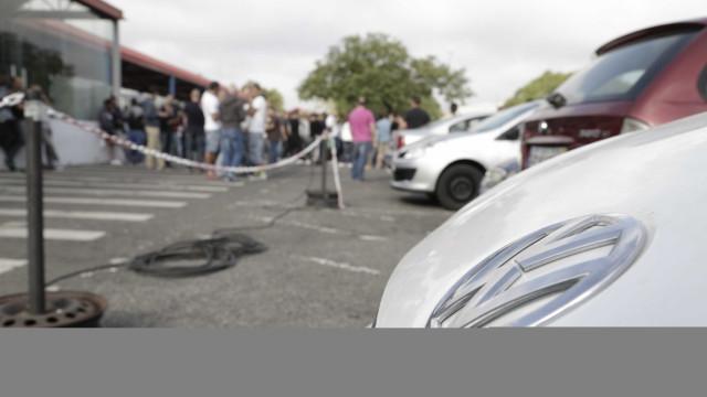 Autoeuropa vai parar uma semana por quebra no fornecimento de motores