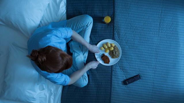 Cinco razões para não comer depois das 20h