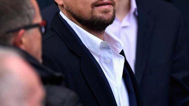 Em duas noites, Leonardo DiCaprio foi 'apanhado' em três encontros