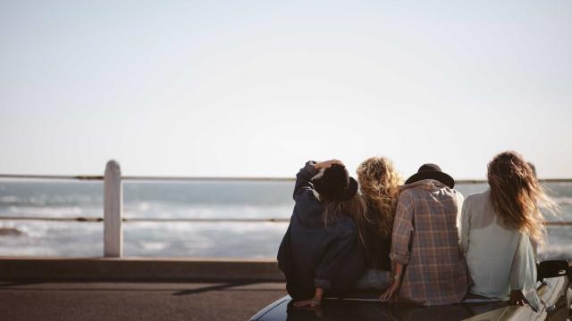 Poucos, mas bons. Porque é que é tão importante fazer amigos?