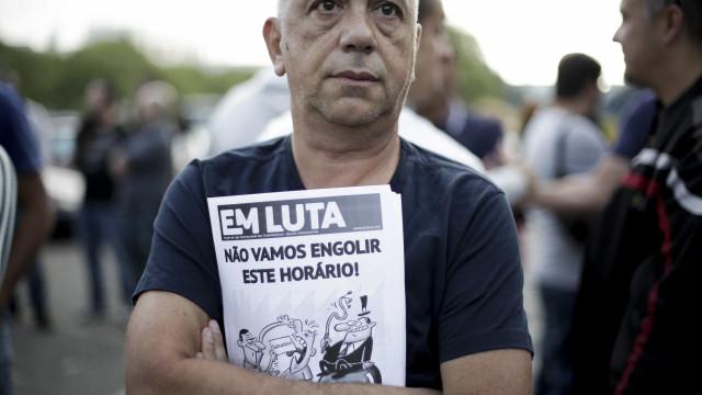 """Sindicato contra decisão """"unilateral"""" de novo horário na Autoeuropa"""