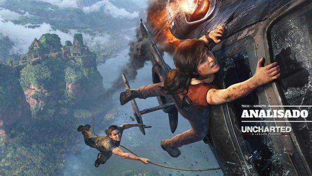 'O Legado Perdido': Nova protagonista, um novo começo para 'Uncharted'?