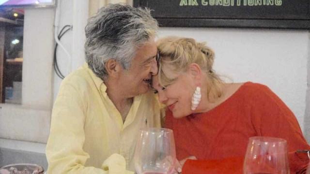 Pedro Palma despediu-se de Cristina Caras Lindas com um presente especial