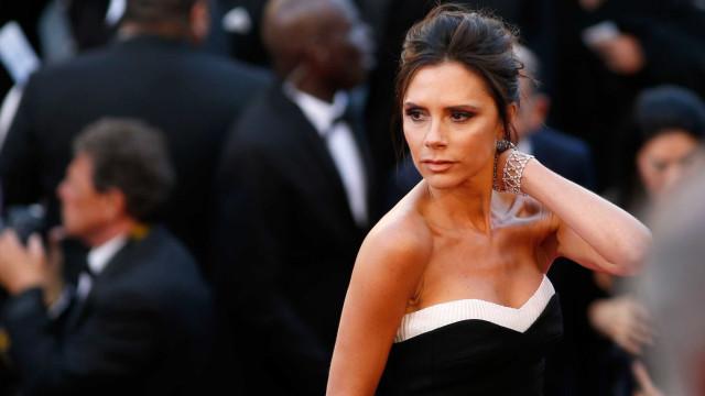 Victoria Beckham foi a Nova Iorque matar saudades do filho