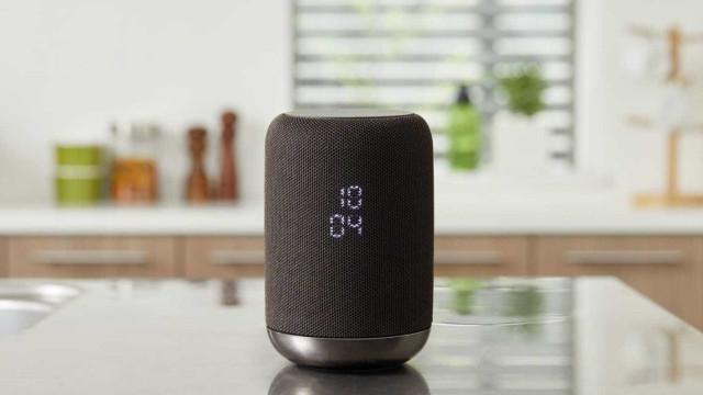 Sony une-se à Google para lançar a sua própria coluna caseira