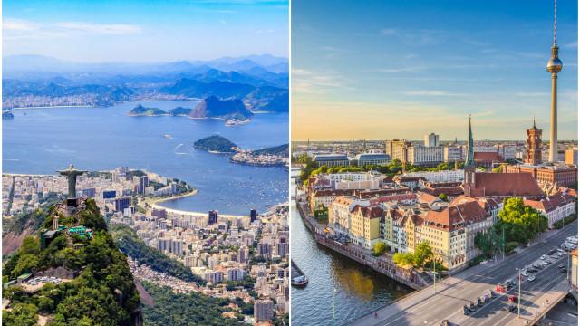 Deixe-se inspirar pelas melhores cidades para visitar