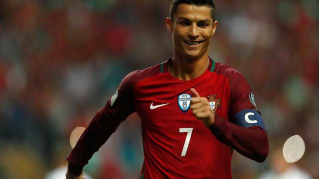 Ronaldo já é campeão nas redes sociais