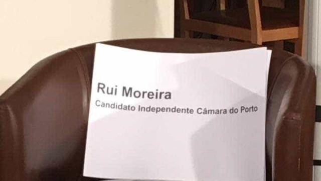 No debate do Porto, a principal figura foi o 'ausente' Rui Moreira
