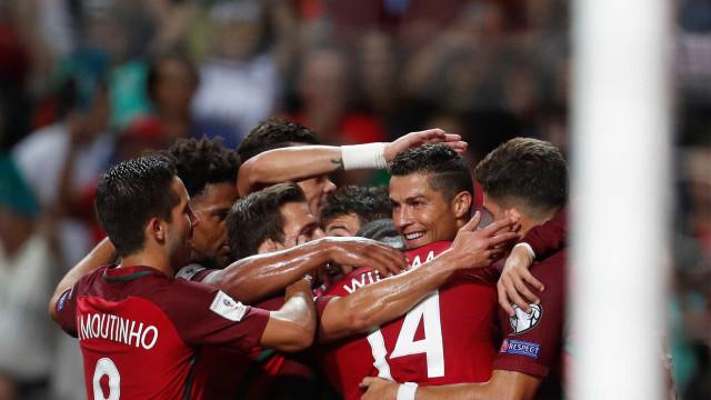 Confirmado: Portugal entre 'tubarões' na Liga das Nações