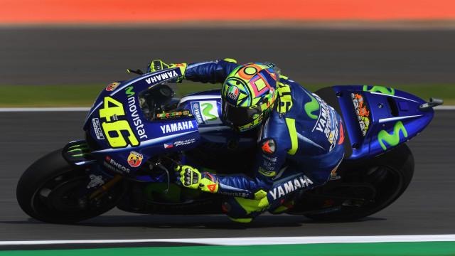 Antes de terminar a sua carreira, Rossi tem um desejo para realizar
