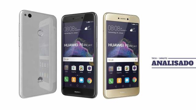 Huawei P8 Lite 2017: Um motivo para se voltar a 'apaixonar'?
