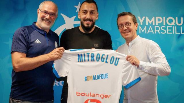 Sporting podia ter feito com que Mitroglou não fosse para o Marselha