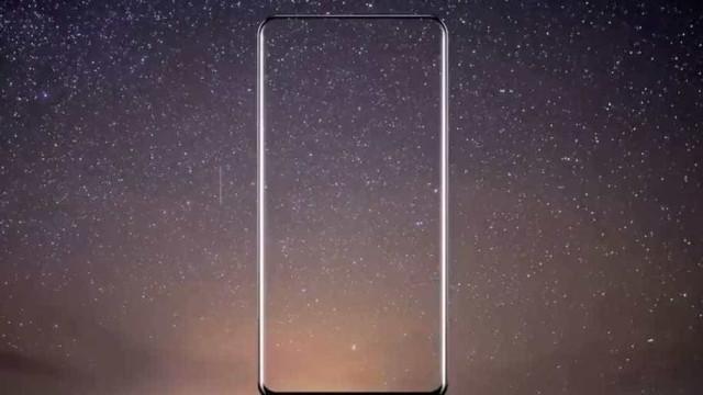 Todo ele é ecrã… Eis o novo smartphone da Xiaomi