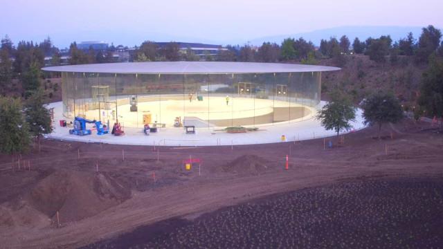 Eis o Apple Park, a nova 'casa' onde a Apple anunciará o próximo iPhone