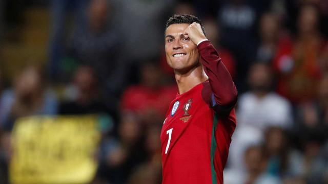 Cristiano Ronaldo pagou tratamentos médicos a feridos nos incêndios
