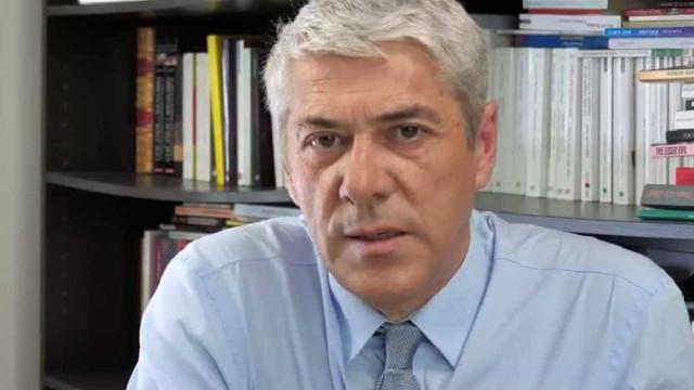 Sócrates defende-se sobre caso PT em vídeos publicados no YouTube